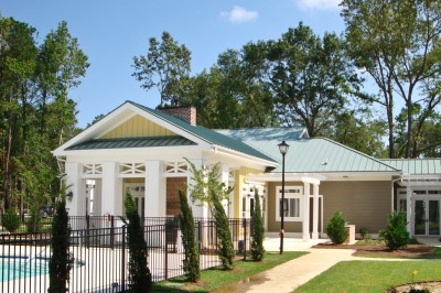 Woodfield Southpoint Architectural Metal Roof from IMETCO